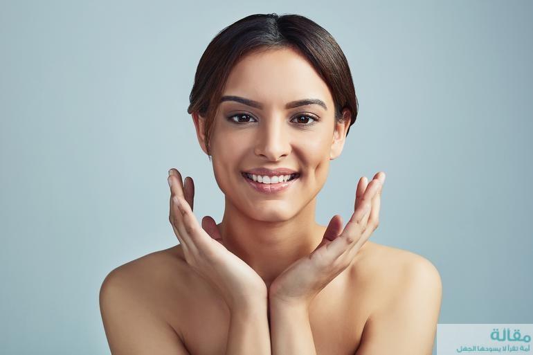 طرق التخلص من الخلايا الميتة في الجلد