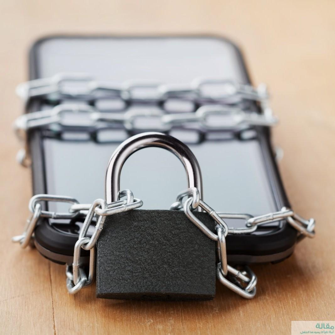 طريقة فتح الهاتف المقفول