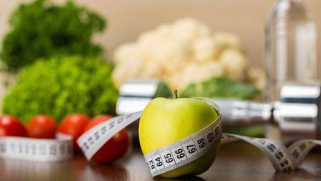 خسارة 5 كيلو في ايام قليلة بنظام غذائي جديد