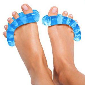 زيادة مرونة أصابع القدمين