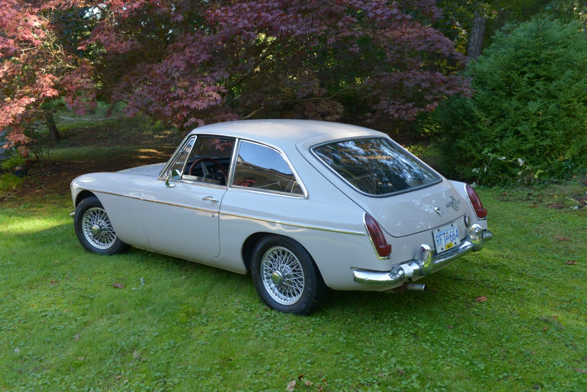 1967 mgb gt a restoration and historical journal