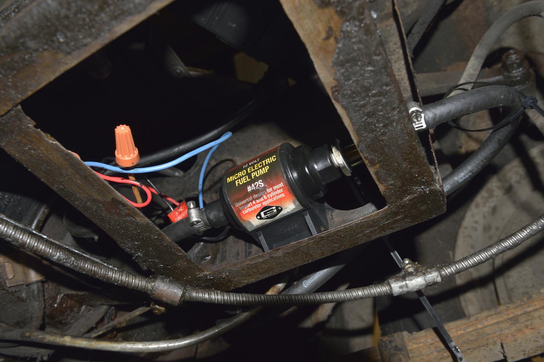 Gasket 58 Carburetor Gasket Mr