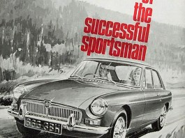 The marque of the successful sportsman MG