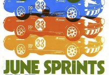 Road America June Sprints 1976 program
