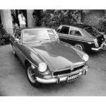 1973 MG MGB GT Factory Photo