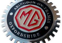 MG Abingdon-on-Thames Oxfordshire