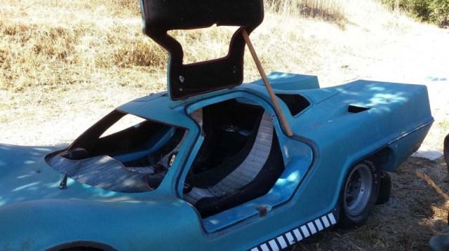 Elite Enterprises Porsche Laser 917 gullwing doors
