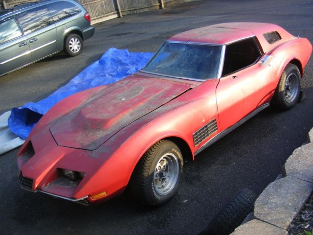 WTF 1972 Corvette