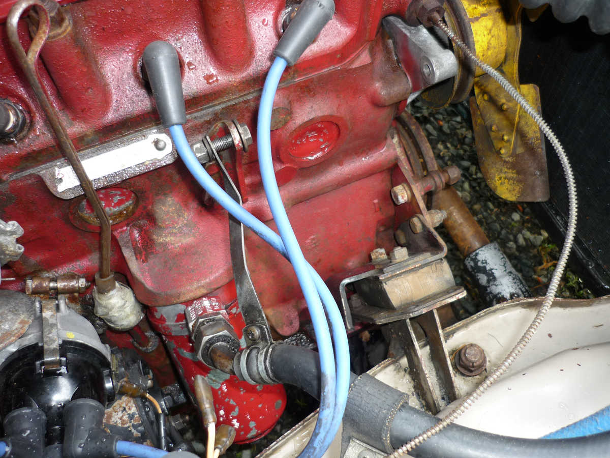 Mgb Ignition Coil Wiring
