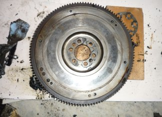 MGB GT flywheel