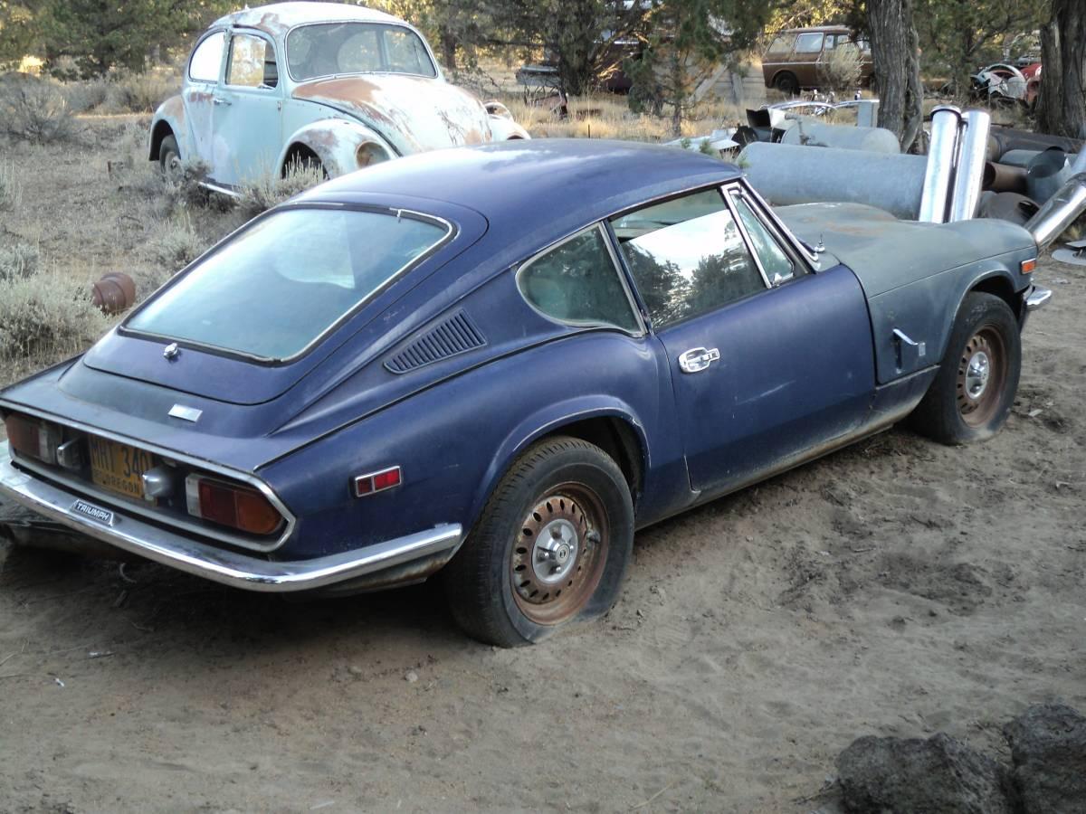 Triumph | 1967 MGB GT