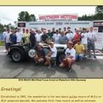MG Vintage Racers Newsletter