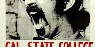 Frank Zappa and Alice Cooper 1972