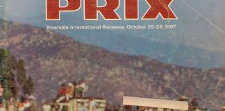 Times Grand Prix 1967, Riverside International Raceway