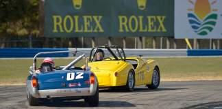 1973 MGB and 1959 Triumph TR3A
