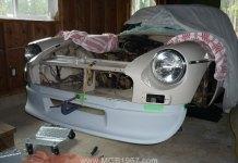 MGB Leyland Special Tuning Spoiler