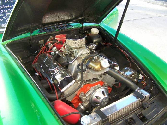 Craigslist 383 stroker engine turbo