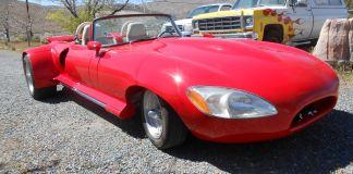 WTF 1968 Jaguar E-Type