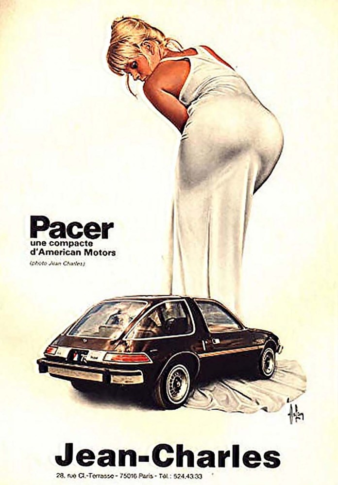 Jean-Charles French Pacer Girl