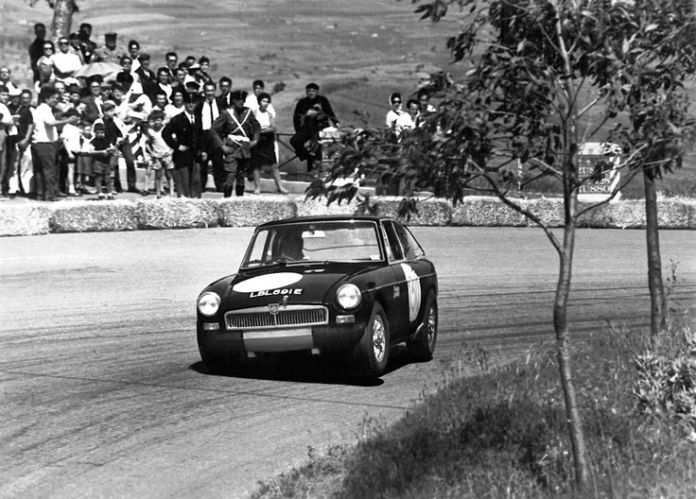 MGB GT Targa Florio 1968
