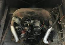 WTF Craigslist 1963 MGB VW engine