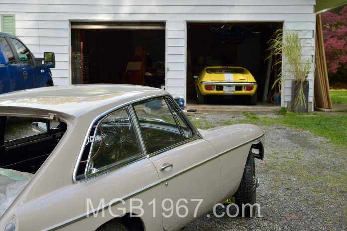 MGB looking forward to a new home