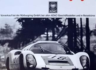 Nürburgring 1000KM 1968
