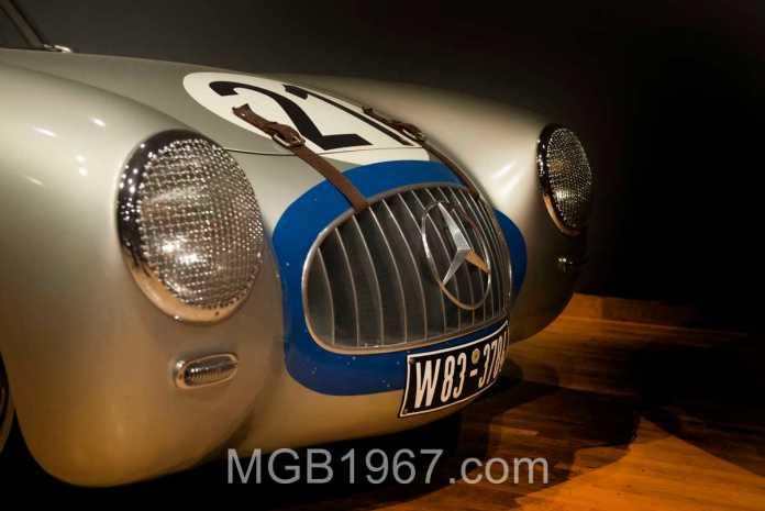 1952 Mercedes 300 SL LeMans