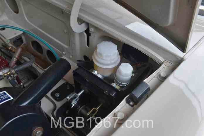 MGB Brake and Clutch Master Cylinders