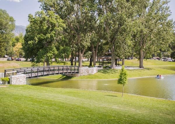 Liberty Park Improvements