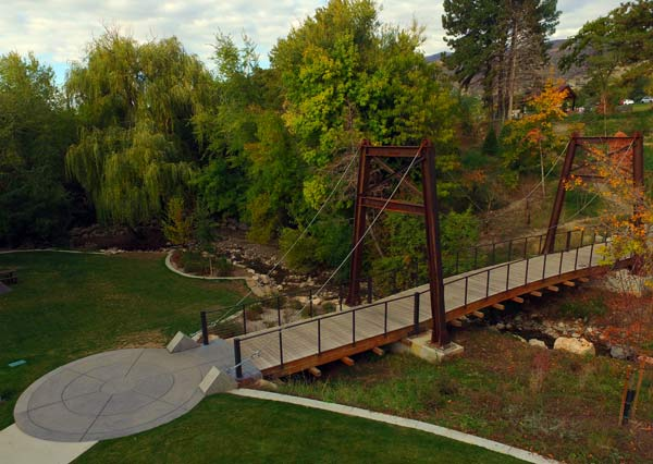Bountiful Creekside Park