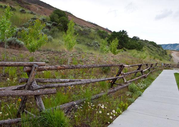 Draper Orson Smith Trailhead Park