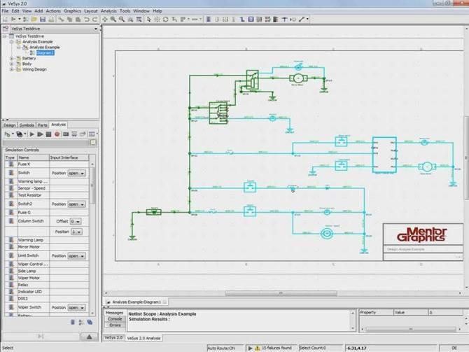 wiring diagram test software  illustration of wiring diagram •