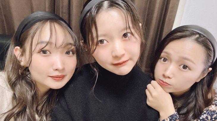 【プライベート】カチューシャ3人娘の太宰府旅①😇🤍