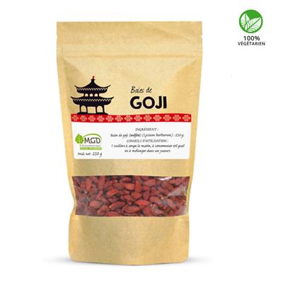Baies de goji (fruits secs)