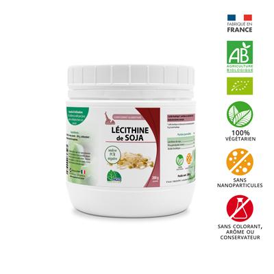 Lécithine de soja (granulés)