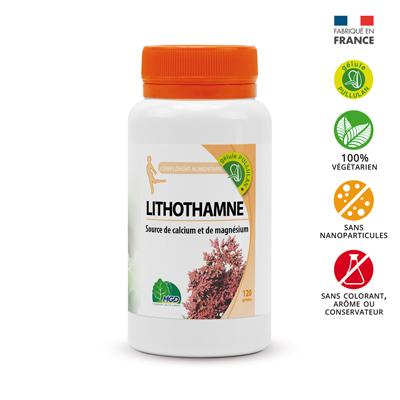 Lithothamne 120 gélules