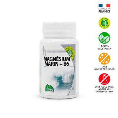 Magnésium marin + B6