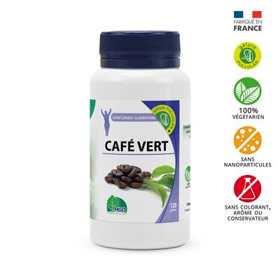 Complément alimentaire café vert