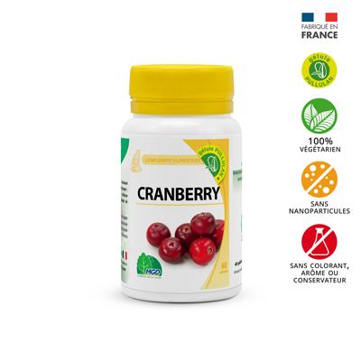 Complément alimentaire cranberry