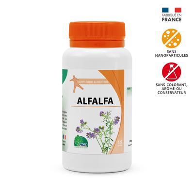 Complément alimentaire Alfalfa