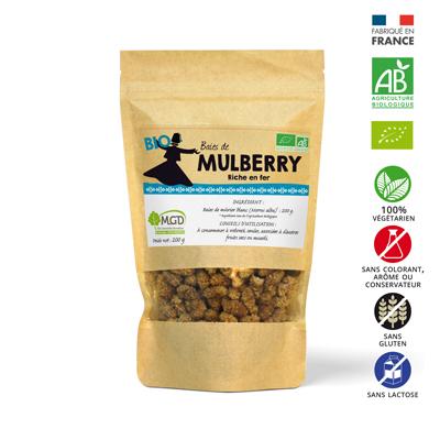 Complément alimentaire mulberry