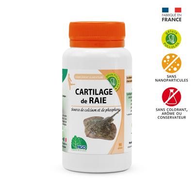 complément alimentaire cartilage de raie
