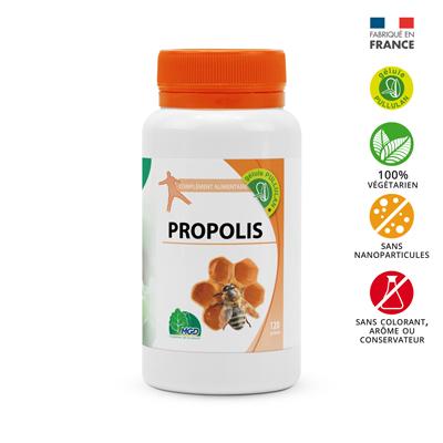 Complément alimentaire propolis