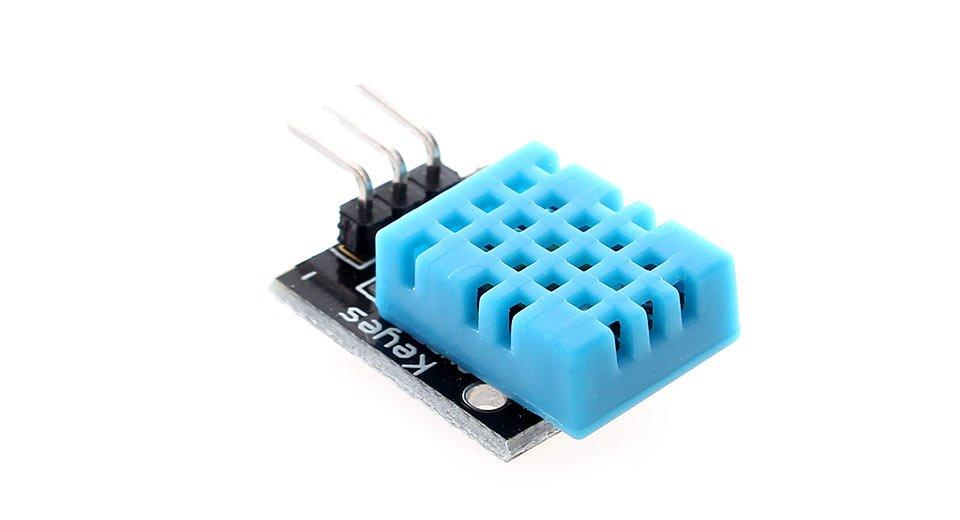 Misurare temperatura e umidità con arduino-dht11
