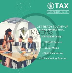 Tax Marketing Services