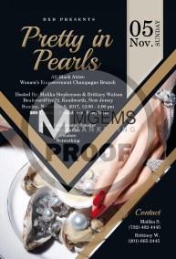 Pretty in Pearls Brunch