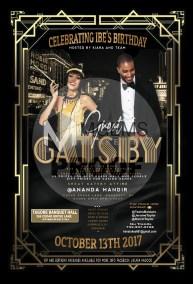 Great Gatsby Birthday