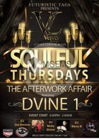 Soulful Thursday Afterwork Affairs
