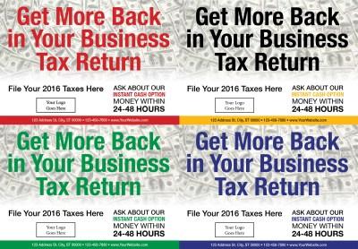 4x6 Tax Postcard 004